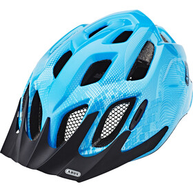 ABUS MountX Helmet Kinder carribean blue